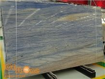 Brazil Quartzite Stone Azul Macaubas Quartzite Slabs&Tiles