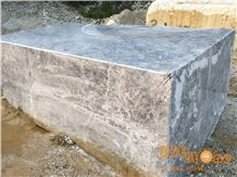 China White Marble/Sonw Fox Marble Blocks/Alps Marble Blocks/Zhechuan White Jade Marble Blocks