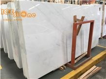 Ice Stone Chinese Material/ China Oriental White/Eastern Polished Marble with Grey Veins/ Floor/Covering Tiles/Slabs/Good for Project/Direct Factory