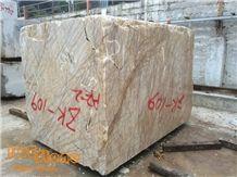 Van Gogh Marble Block, Yellow Marble Block