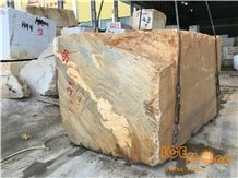 Yunnan Gold Marble Blocks/Barcelona Gold Marble Blocks/Brecce Bergerac Yellow Marble Blocks/China Yellow Marble Blocks
