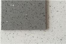 Polished Grey Quartz Slabs/Tiles/Tops
