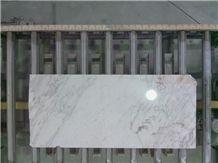 Volakas White Marble Polished Slabs