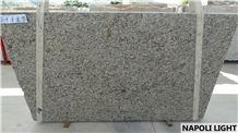 Napoli Light Slabs & Tiles, Giallo Napoli Granite Slabs