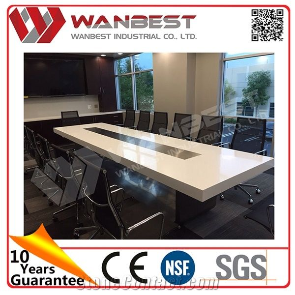 Meeting Table Conference Table Microphone Office Table Triangle - Triangle conference table