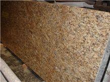Brazil Santa Cecilia Dark,Giallo Cecilia Dark Granite Kitchen Countertops/Bench Tops/Bar Top/Worktops/Island Tops/Desk Tops(Own Factory,Good Price,High Quality)