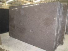 Own Factory Cheapest Price High Quality Brazil Polished Cafe Imperial/Lundra/Brown Pearl/Café Boreal/Royal Coffee Granite Slabs & Tiles & Cut-To-Size for Floor Covering and Wall Cladding