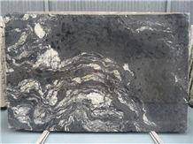 Own Factory Good Price Brazil Polished Cosmic Black,Cosmic Black Titanium,Titanium Mc Granite,Titanium Black,Cosmic Night,Granito Preto Cosmico Granite Slabs & Tiles & Cut-To-Size