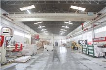 Overhead Crane for Marble Factory