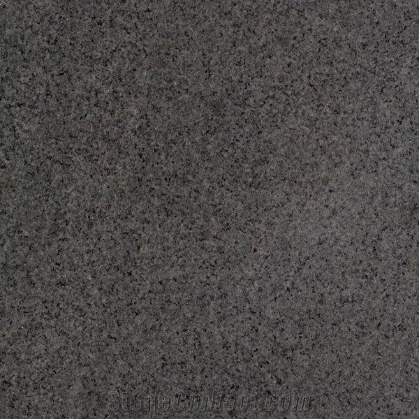 Charcoal Grey Granite Honed Finish Tiles