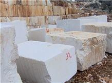 Sierra White Limestone Blocks