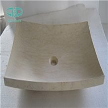 Beige Marble Sinks, Marmor Vessel Sinks, Kitchen Sinks, Bathroom Sinks, Wash Bowls, Wash Basins