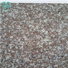 Cheap G664 Polished Granite/Luo Yuan Red Granite/ Brainbrook Brown Granite/Black Spots Brown Granite/China Pink Tiles & Slabs for Floor and Wall Covering