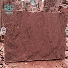 China Red Sandstone, Red Sandstone Slabs & Tiles, Red Natural Stone, Sandstone Landscaping Stone