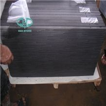 Chiseled Black Basalt Wall Cladding Stone,Basalto Tiles, Floor Tiles