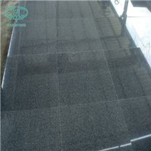 Dark Grey Granite G654 Granite Slab Hot Sale, Natural Grey Granite Floor Tiles Wall Tiles Polished G654 Granite Slabs for Floor Covering Cut to Size Grey Granite Skirting