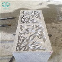 G602 Light Granite Grey Tile ,Flamed,Polished,Sandblasted Caving,Promotion for Stage Face Plate, Wall Cladding Outdoor