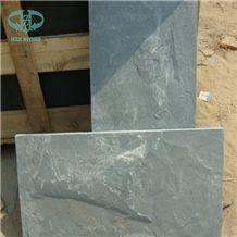 Green Color Slate Tiles, Slate Flooring, Slate Floor Tile on Sale, Gray Slate Slabs & Tiles