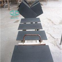 Hainan Black Basalt Slabs & Tiles, China Black Basalt