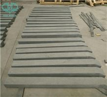 Hainan Grey Basalt Kerbstone / China Bush Hammered Grey Basalt/ Inca Grey / Lava Stone / Basaltina / Basalto Kerbstone/Road Stone/Paving Stone/Curbstone