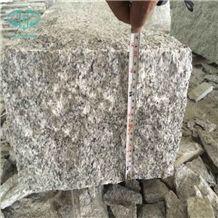 Hubei G603 Granite Paving Stone G603,Gamma Bianco,Gamma White,Ice Cristall,Jinjiang Bacuo White,Jinjiang G603,Jinjiang White,Light Gray, Paving Stone, Paver, Kerbstone, Curbstone
