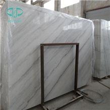 Lightning White,Guangxi White,China Carrara White Marble Tiles/Dynasty White Marble Tiles,/Cut to Size,Oriental White Marble Tiles,Guangxi White Slab