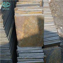 Multicolor slate, Rusty slate Stone Siding,Stone Wall Veneer Stone,Cultural Stone