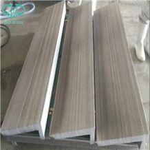 Purple Sandstone, Wenge Sandstone, Purple Wooden Sandstone Slabs & Tiles