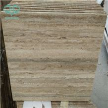 Silver Travertine Slabs & Tiles, Brown Polished Travertine Floor Tiles, Wall Tiles, Sliver Travertine, Turkey Imported Travertine, Light Travertine Floor Tile, Sea Gull, Ivory Travertine Floor Tiles