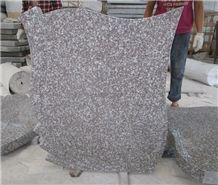 China Brown Granite Brown Star G664 Hungary Headstone On Sale, G664 Braun Star Headstone Gravestone Tombstone, Cheap Price Misty Brown G664 Engraved Headstone