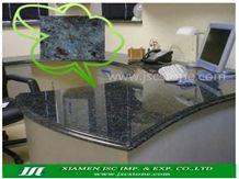 Butterfly Blue Granite Kitchen Countertops