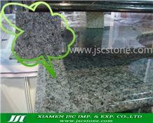 Ice Blue Granite Kitchen Countertop