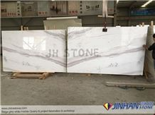 Volakas White Marble, Jezz White Marble, Branco Volakas Dramas White, Macedonian Greece White Marble Tiles and Slabs for Floor Covering Tiles and Wall Covering Tiles