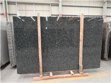 Lundhs Ocean Granite,Ocean Blue Pearl Granite,Emerald Blue Pearl, Slabs or Tiles, for Wall or Flooring Coverage