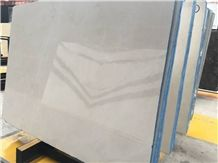 Tianshan White Jade, White Marble, Slabs or Tiles, for Wall or Floor Coverage