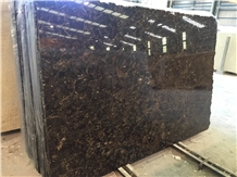 Dark Emperador Marble Tiles & Slabs, Spain Brown