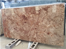 Travertine Al-Andalus Slabs, Grey Travertine
