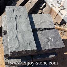 Basalt Split Stone,Grey Basalt Garden & Palisade