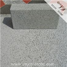 China Bluestone Cut to Size Sawn Tiles / Zhangpu Bluestone Sawn Tile with Cat Paws or Honeycomb / Bluestone Machine Cut Wall Cladding / Bluestone Pavers
