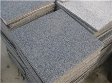 China Sesame Grey G654 Granite Slabs & Tiles