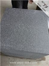 Flamed G684 Black Basalt