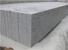 G603 Granite Slabs, China Sesame White Granite