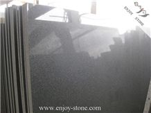 G654 Granite Slabs/Sesame Grey/Dark Grey/Polished Granite Slabs