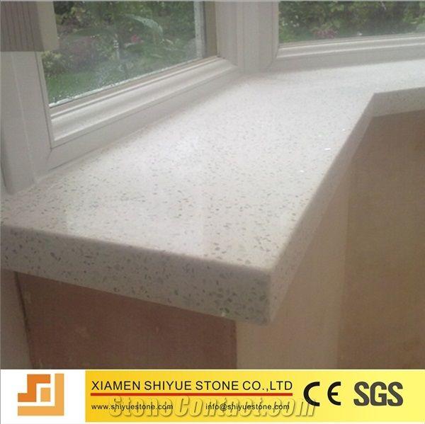 China Cheap Native Polished White Quartz Stone for Exrerior and ...