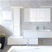 Bianco Ibiza White Marble Tiles and Slabs