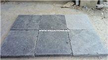Vietnam Tumbled Natural Bluestone Paver