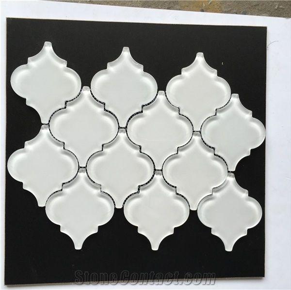 china super white mosaic tile calabash