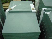 Building Sandstone Tile, China Green Sandstone