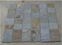 Rusty Slate Roof Tiles