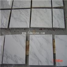 China Marble Oriental White Tile,Crystal White Marble Slab,Snow White Marble Walling and Floor Tiles